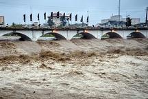 خسارات سیل به تأسیسات فنی و اراضی کشاورزی بخش نظر کهریز شهرستان هشترود