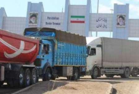 63.5 میلیون دلار کالا از استان کردستان صادر شده است