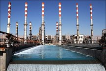 کوره واحد تصفیه نفت گاز پالایشگاه نفت بندرعباس راه اندازی شد
