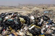 لزوم جابجایی محل دفن زباله در الشتر
