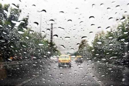 بارشها در آذربایجان غربی شدت می یابد