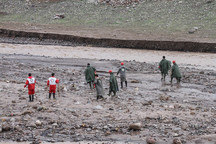 پیکرهای دو تن دیگر از مفقودان سیل در آذرشهر پیدا شد