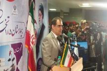 وزیر بهداشت: 150 طرح آماده بهره برداری است