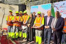 پاکبانان با همه وجود در خدمت مردم بودند تقدیر از اقدامات پاکبانان شهرداری قزوین در مهار سیل