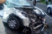 حوادث جاده ای فارس سه کشته و 9 مصدوم برجا گذاشت