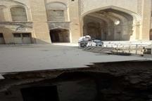مرمت قدیمی ترین خانه تاریخی استان خوزستان آغاز شد