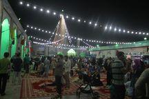 ۱۰۰ مسجد و حسینیه برای میزبانی زائران در شوش آماده است