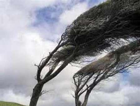 وزش باد با سرعت 70 کیلومتر استان زنجان را فرا می گیرد