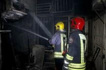 اتصال برق منزل مسکونی را در دزفول به آتش کشید