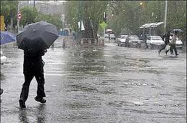7.6 میلیمتر باران در بروجرد بارید