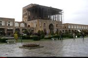 کاخ عالی قاپو در صدر بازدیدهای نوروزی گردشگران