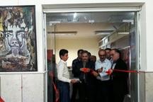 نمایشگاه آثار هنری 'حس امروز' در مهاباد برپا شد