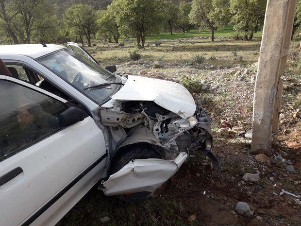 2 سانحه رانندگی در بویراحمد هفت زخمی داشت