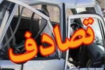 برخورد 2 دستگاه خودرو در ماکو موجب مرگ یک نفر شد