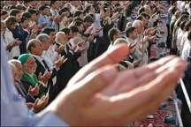 نماز عید سعید فطر به صورت متمرکز برگزار شود