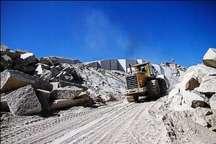 ظرفیت اشتغال بخش معدن آذربایجان غربی 20 هزار شغل است