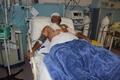 ماهیگیر زخمی در بیمارستان کیش نجات یافت
