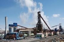 پیشرفت 63 درصدی طرح فولاد سازی سفید دشت