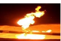 انفجار خط انتقال گاز در مسیر بزمان به زاهدان/ 2 نفر کشته شدند