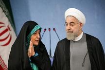 انتخاب معاونان زن توسط رئیسجمهور روحانی در کانون توجه رسانههای جهان