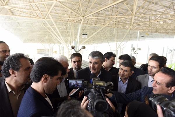 مردم اطمینان داشته باشند پروژههای راهسازی البرز با سرعت در حال تکمیل است