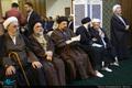 مراسم دهمین سالگرد رحلت آیت الله توسلی(ره) در حسینیه شماره دو جماران-1