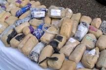 افزون بر یک تن مواد مخدر در یزد کشف شد