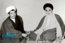 خاطره همسر امام خمینی از ختم جنگ