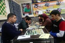 جام بزرگترین لیگ استانی شطرنج کشور به باشگاه رخ رسید