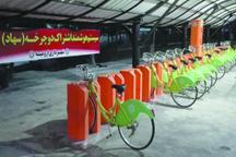 600 اشتراک دوچرخه هوشمند در ارومیه صادر شده است