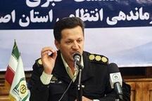 سارقان زورگیر در اصفهان به دام پلیس افتادند