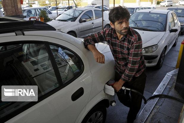 مصرف بنزین در گلستان ۶ درصد کمتر شد