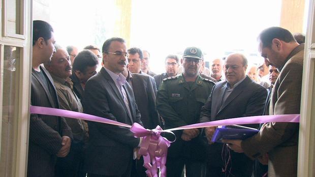 چهار مرکز جامع خدمات سلامت در شهرستان اردبیل بهره برداری شد
