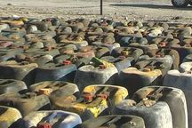 افزایش ۱۰۰ درصدی کشف سوخت قاچاق در خراسان جنوبی