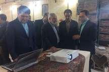 معاون وزارت صنعت از چند واحد تولیدی در یزد بازدید کرد