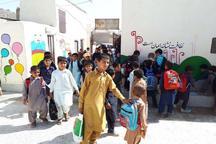 اجرای سند توسعه آموزش و پرورش سیستان و بلوچستان در شهرستانهای هیرمند و بم پشت
