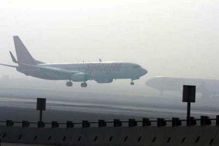 فرود اضطراری هواپیمای مسافربری در یزد