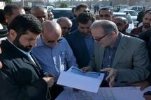 بازدید وزیر نفت از منطقه ملاشیه اهواز