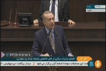 اردوغان: به صداقت پادشاه سعودی اطمینان ندارم ، چون این یک جنایت سیاسی است