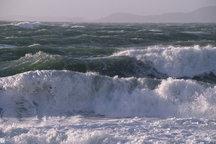 پیش بینی وزش باد در جزایر خلیج فارس و مناطق ساحلی هرمزگان