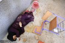 مانور ایمنی برابر زلزله در گلستان برگزار شد