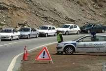 رئیس پلیس راه گیلان: مسافران زمان بازگشت را به جمعه موکول نکنند