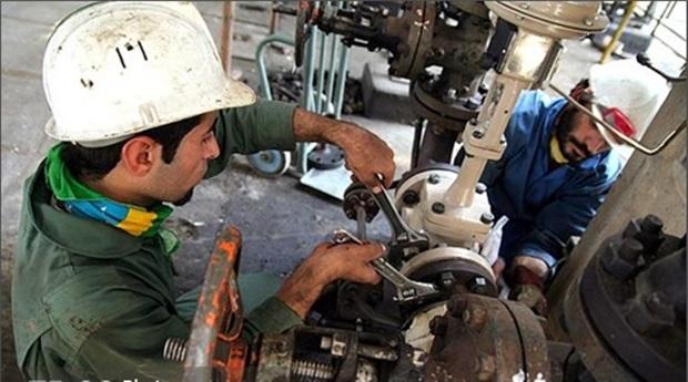 پنج واحد تولیدی پالایشگاه شازند تعمیر اساسی شد