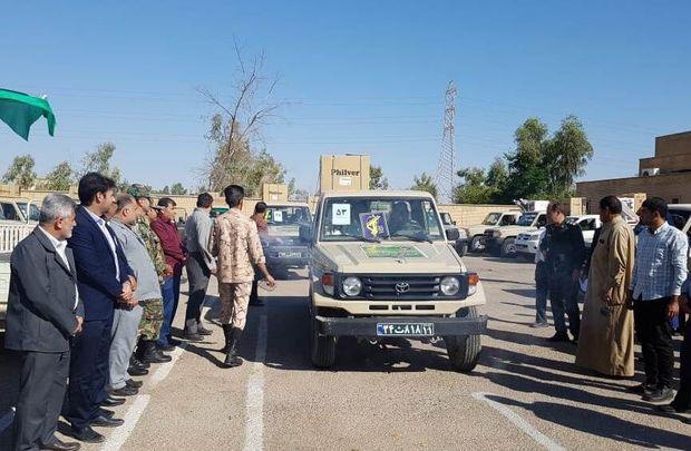 اهدای ۵۰ جهیزیه به زوجهای جوان نیازمند شمال خوزستان