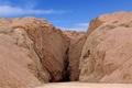 تنگه ظلمات به عنوان اثر تاریخی اردستان شناسایی شد
