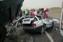 حادثه رانندگی در اصفهان هشت مصدوم برجا گذاشت