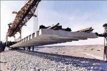 اتصال استان گیلان به شبکه ریلی کشور بااتمام ساخت راه آهن قزوین -رشت