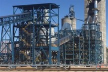 کارخانه سیمان مند دشتی با تولید ۳۰۰۰ تن در روز افتتاح میشود