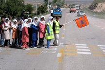 آموزش ایمنی عبور از جاده به دانشآموزان ایلامی ارائه شد
