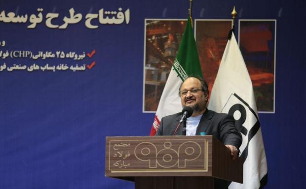 تولید فولاد ایران سال گذشته میلادی22 درصد رشد داشت